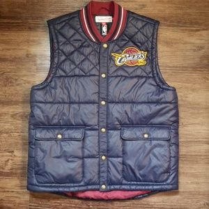 Cleveland Cavaliers Mitchell & Ness Throwback Vest